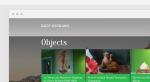 Website Gert Voorjans - Overzicht objecten