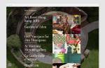 Website Gert Voorjans - Overzicht projecten