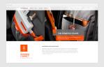 Website Hedgren Connect - Homepage