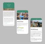 Schapenhof webdesign - Responsive design